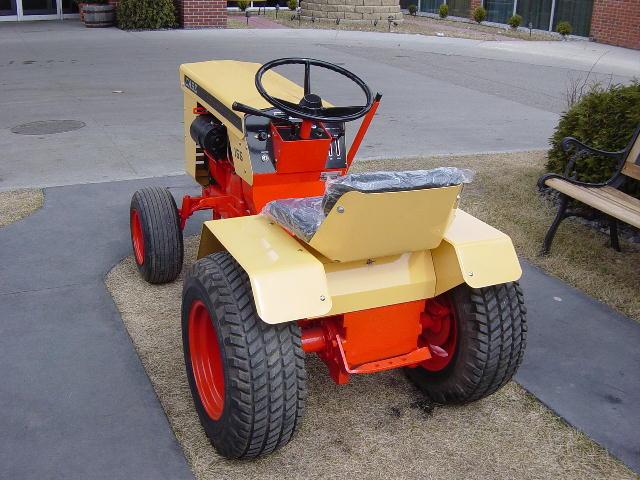 2004 Craftsman Gt5000 Garden Tractor : Restored case gt mytractorforum the