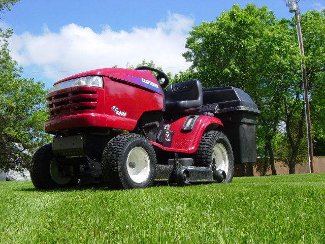2004 Craftsman Gt5000 Garden Tractor : We ve all got them show us please page